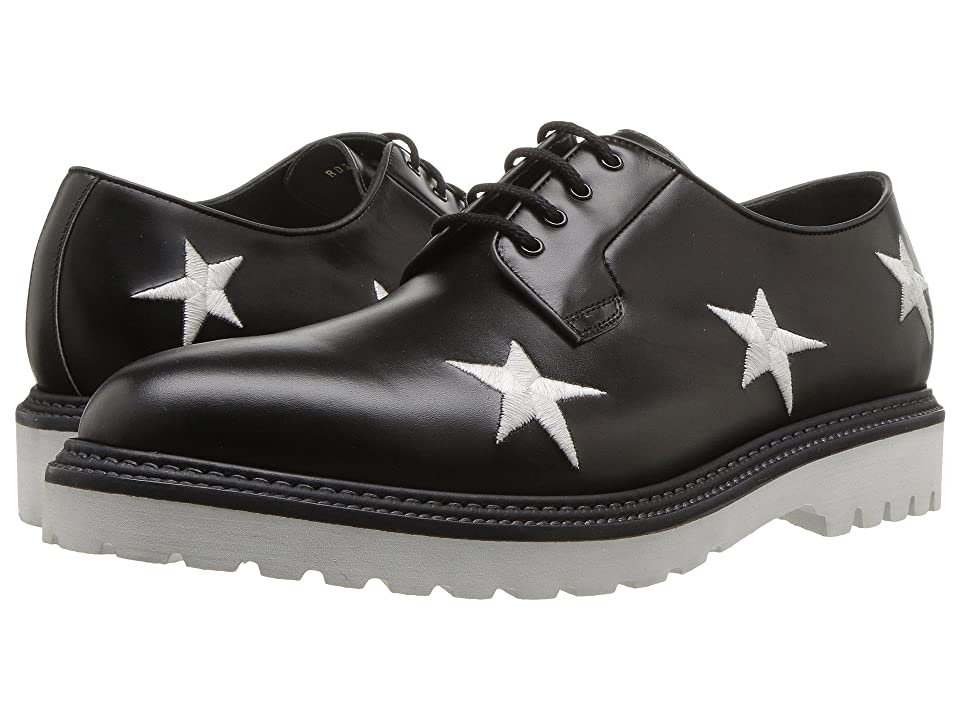 Paul Smith Rod Oxford (Black/White Stars) Men