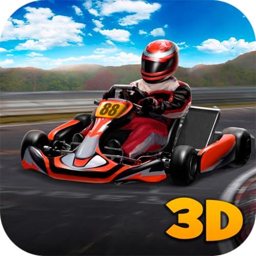 Ultimate Kart Racing 3D: High Speed Chase   Go Car Go Karting Games   Bumping Car Race Kart Stars: Minicar Champion
