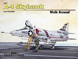 A-4 Skyhawk Walk Around (Walk Around Series)