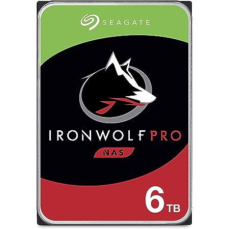 Seagate Ironwolf Pro Nas Interne Festplatte 6 Tb Hdd Computer Zubehör