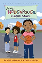 Amy Hodgepodge Playing Games