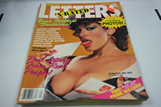 Swank: X Rated Letters - Busty Adult Magazine -