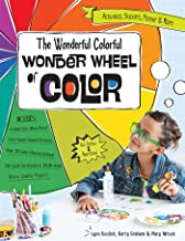 The Wonderful Colorful Wonder Wheel of Color: Activities, Stickers, Poster & More