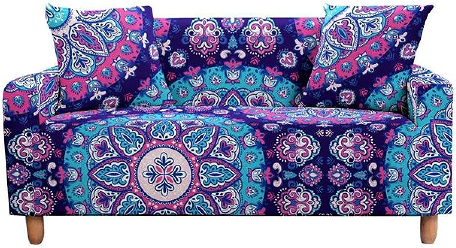 ZHOUMOLIN price Stretch Sofa Cover Cushions Armchair Max 87% OFF Covers Slipcover