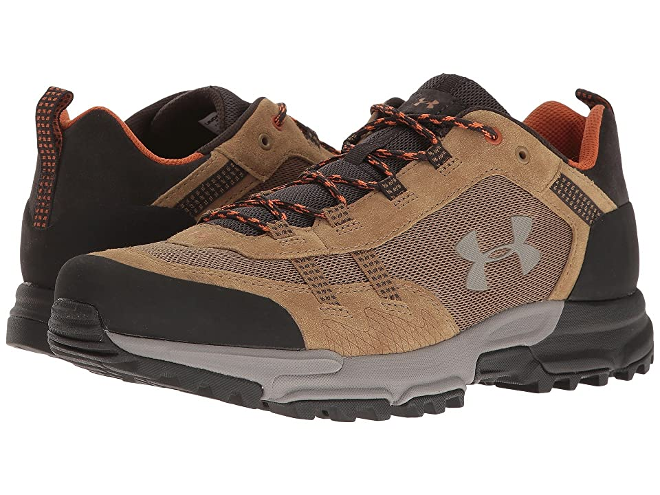 Under Armour UA Defiance Low (Saddle/Cannon/Pewter) Men