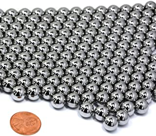 "CMS Magnetics CMS25038 3/8"" Chrome Precision Steel Ball"