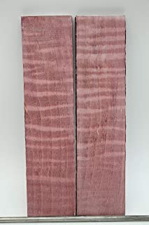 exotic wood scales