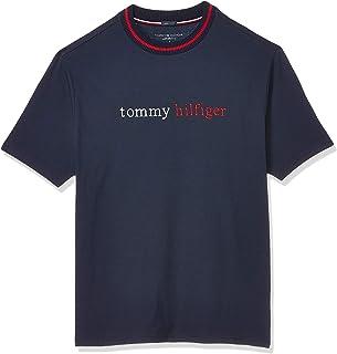 Tommy Hilfiger Men's Cn Ss Tee Logo Pyjama Top