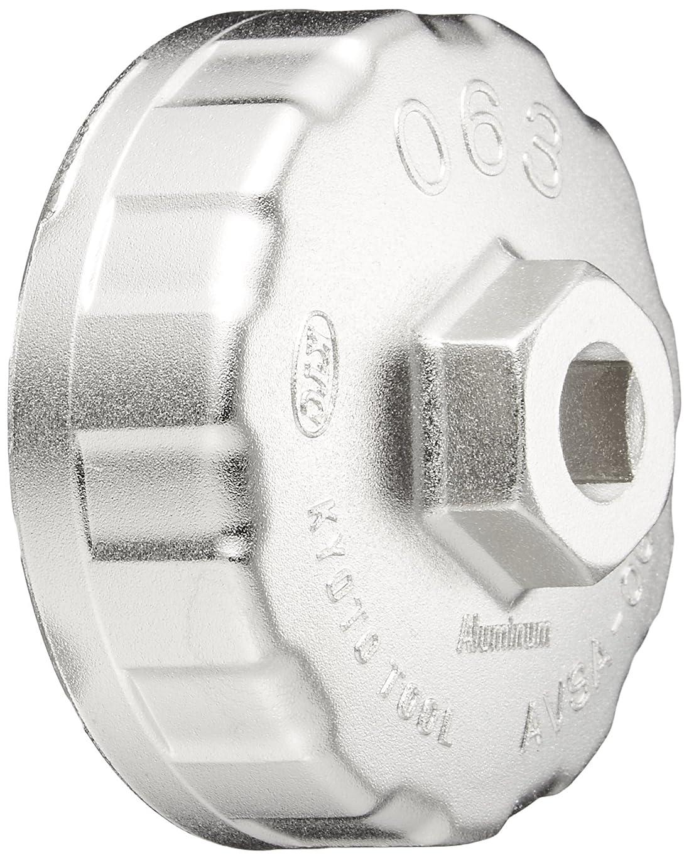 ドラッグりマーベルKTC(ケーテーシー) カップ型オイルフィルターレンチ AVSA-063