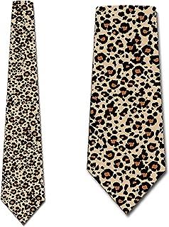 Best leopard print skinny tie Reviews
