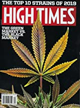 High Times Magazine December 2019 ( Green Market vs Black Market)