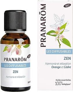 Pranarôm | Les Diffusables | Mélange d'Huiles Essentielles pour Diffuseur | Harmonie Et Relaxation | Orange Et Cèdre | Bio...