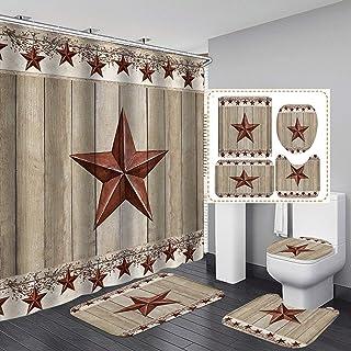 Amazon Com Star Bathroom Decor