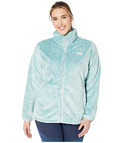 The North Face Osito Jacket (Blue Frost) Women