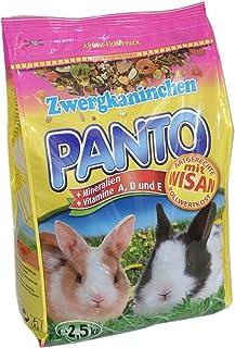Panto Conejos Enanos Forro 2.5Kg, 4Unidades (4&