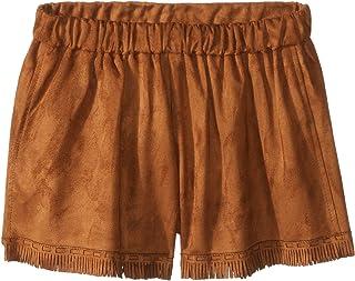 [ピープルズポロジェクト LA] Peoples Project LA Kids ガールズ Zahara Shorts (Big Kids) パンツ [並行輸入品]