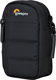 Lowepro Pouch lightweight sporty Lowepro TAHOE CS 10, BLACK. Sporty, protective and lightweight ultra-compact camera case, Black (LP37057-0WW)