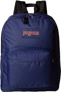 JanSport Superbreak Backpack (Navy.)