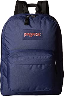 JanSport Superbreak Backpack (Navy Blue)