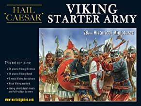 hail caesar Warlord Games, Viking Starter Army - Wargaming Miniatures