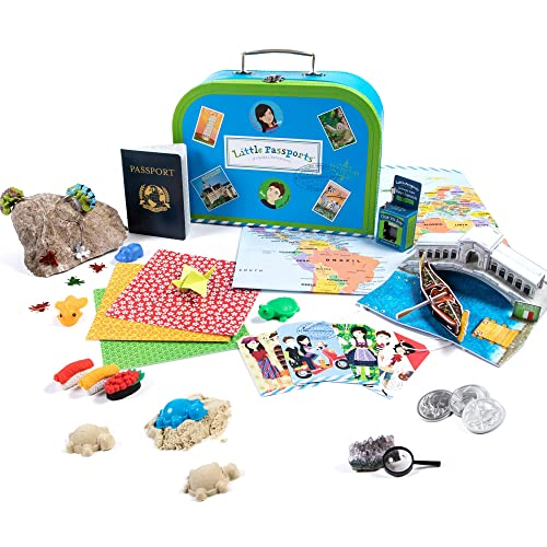 Little Passports World Edition - Subscription Box for Kids   Ages 6-10