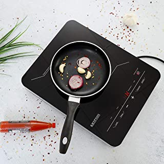 Krypton 2000W Infrared Cooker | Electric Infrared Glass Ceramic Cooker | Digital LED Display | 8 Power Levels