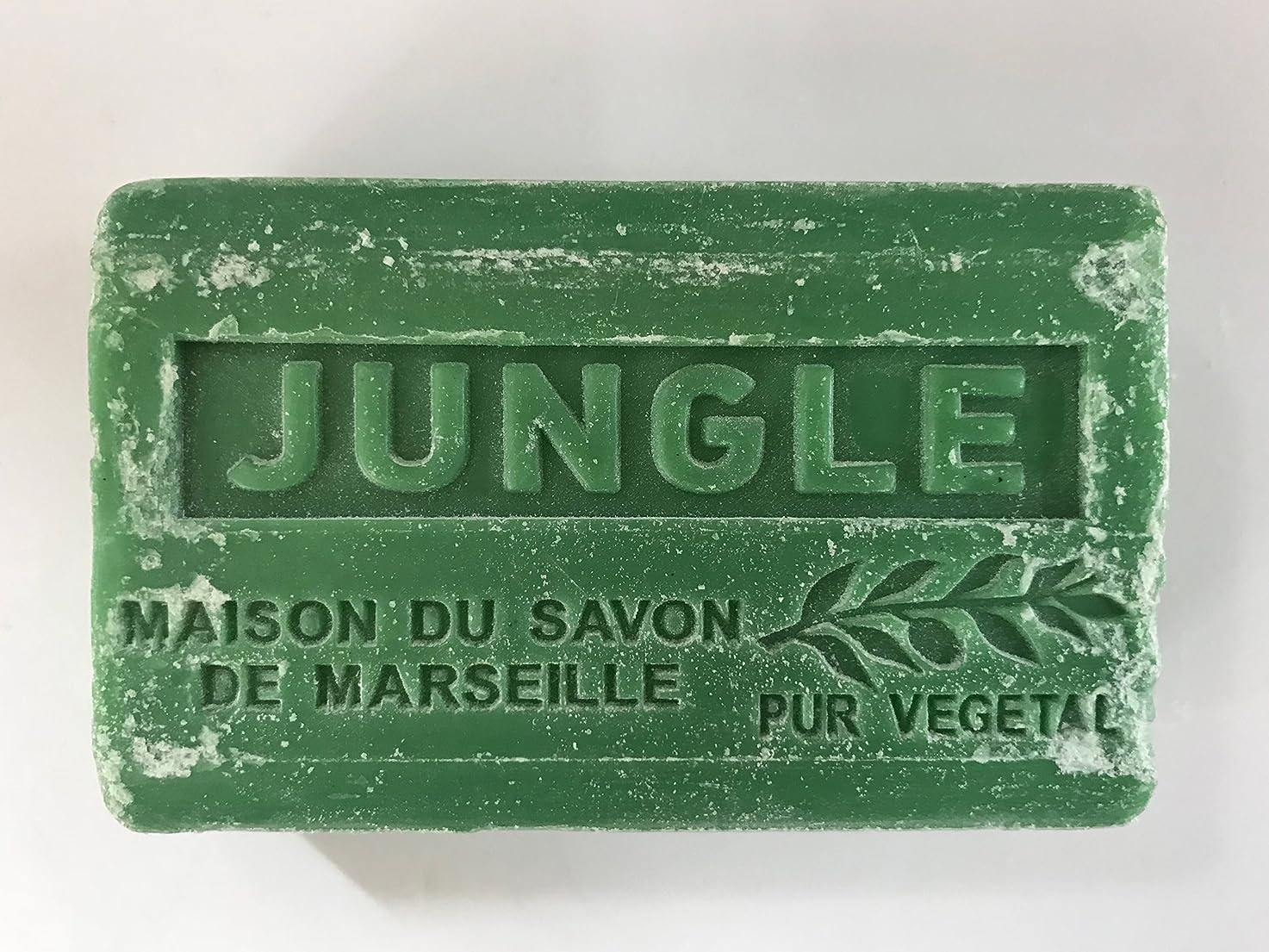 弁護人コマンドペルーSavon de Marseille Soap Jungle Shea Butter 125g