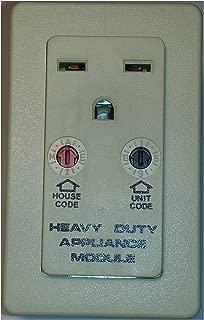X-10 Pro HD243 15 amp hvy dy appliance module