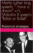 10 Mejor Ballot Or The Bullet Speech de 2020 – Mejor valorados y revisados