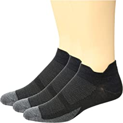 Merino 10 Ultra Light No Show Tab 3-Pair Pack