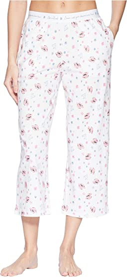 Cropped Sleep Pants