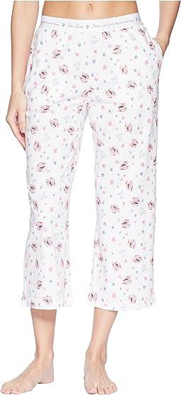Cropped Sleep Pants