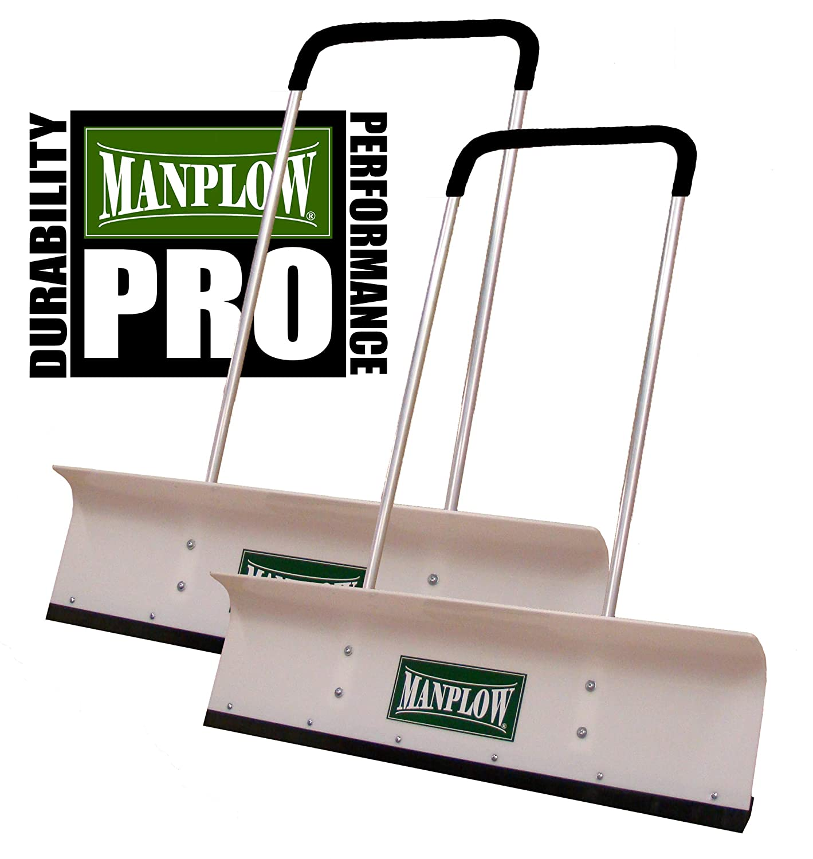 Award Manplow PRO42 2pk PRO Snow Pusher Columbus Mall 42