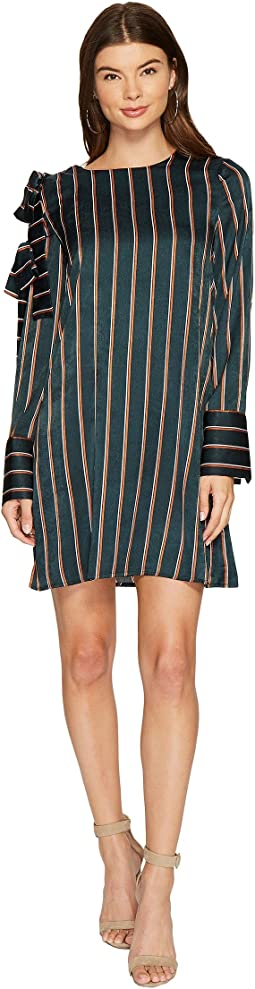 J.O.A. - Stripe Shift Dress
