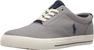 Polo Ralph Lauren Men's Vaughn-Colored Denim Sneaker