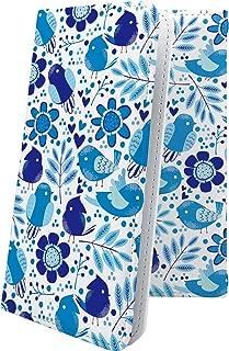ZenFone5Q ZC600KL ケース 手帳型 鳥 ブルー 北欧 北欧柄 ほくおう ほくおうがら 動物 動物柄 アニマル どうぶつ ゼンフォン5q ゼンフォン5 手帳型ケース 花柄 花 フラワー zenfone 5q 5 q ハート love kiss キス 唇