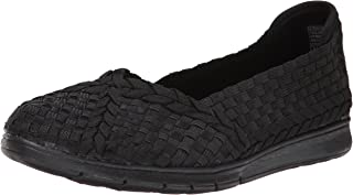 BOBS from Skechers Women's Pureflex Fashion Slip-On Flat