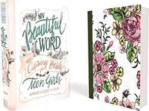 NIV, Beautiful Word Coloring Bible for Teen Girls, Hardcover: Hundreds of Verses to Color Book PDF