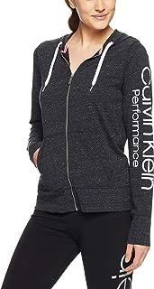 Calvin Klein Women's Zip Front Hoodie