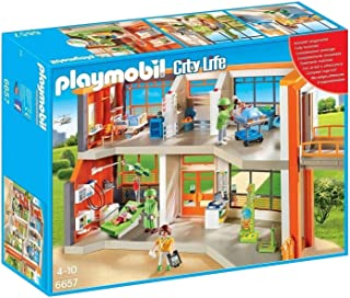 PLAYMOBIL CITY LIFE - 6657 Furnished Children's Hospital