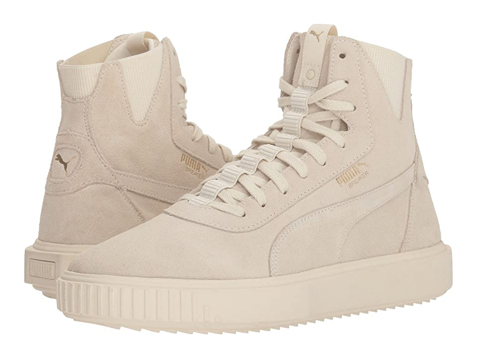 PUMA Breaker Hi (Whisper White/Whisper White) Men