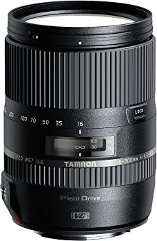 Tamron 16-300mm F/3.5-6.3 Di-II VC PZD All-In-One Zoom Lens for Canon