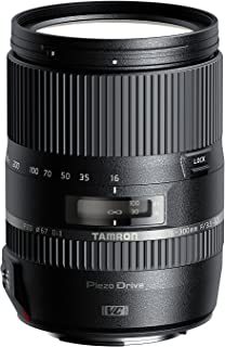 Tamron AFB016S700 16-300 F/3.5 6.3 Di II VC PZD Macro 16-300mm Interchangeable Lens for Sony Alpha (A-mount) DSLR Cameras