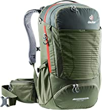 Deuter Trans Alpine Pro 28 Men's 28 Liter Backpack with Breathable Back | Hydration Compatible, Multiple Compartments, and Helmet Holder for Hiking, Skiiing, Biking and Everyday