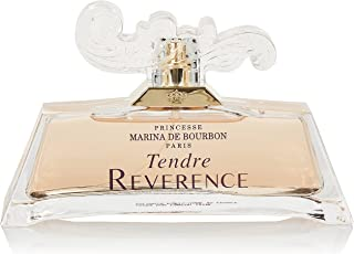 Tendre Reverence by Princesse Marina De Bourbon Eau de Parfum Spray Fragrance for Women Sweetmloral Scent With Notes Of Pe...
