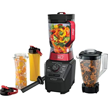 Licuadora Oster® Xpert Series™ con vaso Tritan™ y accesorios