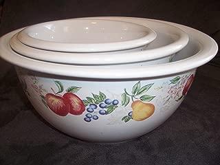 Best corelle coordinates stoneware mixing bowls Reviews