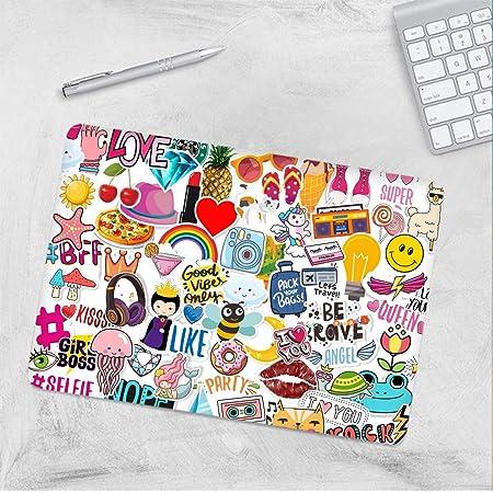 PAPER PLANE DESIGN Laptop Skins Sticker Doodle (C)