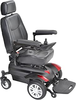 Drive Medical Titan Front Wheel Power Wheelchair 18
