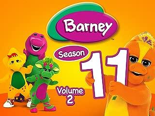 Barney Season 11 Volume 2